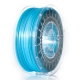 3D Filament PLA 1,75mm  transparant blauw (Made in Europe)