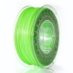 3D Filament PLA 1,75mm bright transparent green (Made in Europe)